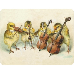 Sierra Valley Flour Sack Towel  Chamber Music Chicks