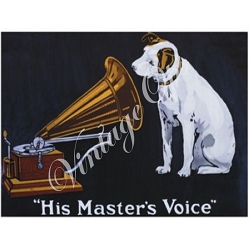 Sierra Valley Flour Sack Towel | His Master's Voice