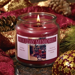 Sierra Valley Holiday Memories Candle