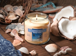 Sierra Valley Beach Walk Candle