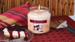 Sierra Valley Cheesecake Candle