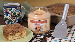 Sierra Valley Coffee Cake Candle