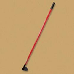 "Bully Tools 4"" Field Hoe Fiberglass Handle"