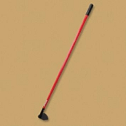"Bully Tools 5"" Field Hoe -  Fiberglass Handle"