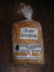 TRUCKEE SOURDOUGH SLICED SOURDOUGH LOAF FREE SHIPPING