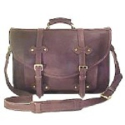 Sierra Valley Classic Leather Briefcase