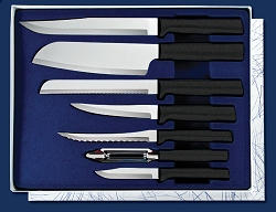 Sierra Valley  The Ultimate Gift Set (Black Handle)