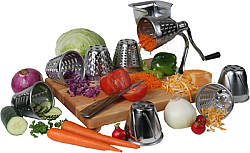 8 Cone Griscer Vegetable Slicer