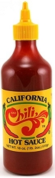 CALIFORNIA HOT SAUCE 18 oz