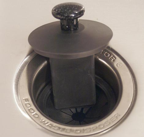 Image result for sink garbage disposal