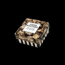 TOFFEE BOUTIQUE DARK CHOCOLATE 8 OUNCE BOX