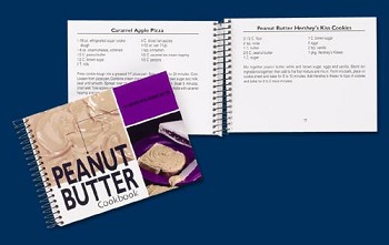 Sierra Valley 101 Recipe Cookbook - Peanut Butter