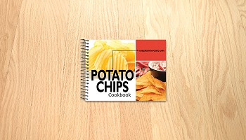 Sierra Valley 101 Recipe Cookbook - Potato Chips