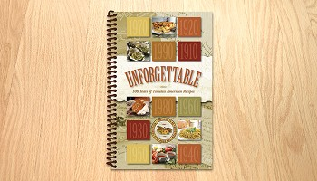 Sierra Valley Unforgettable Cookbook