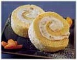 Apricot Orange Angel Roll---FREE RECIPE
