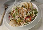 Asian Chop Chop Roasted Chicken Salad---FREE RECIPE