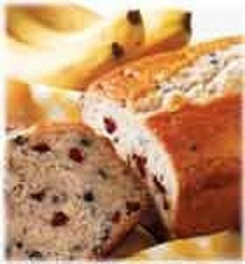 Banana Berry Quick Bread---FREE RECIPE