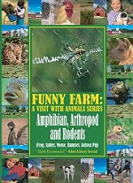 Amphibian, Arthropod and Rodents  - DVD FREE SHIPPING