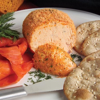 Sierra Valley Smoked Salmon Cheeseball Mix
