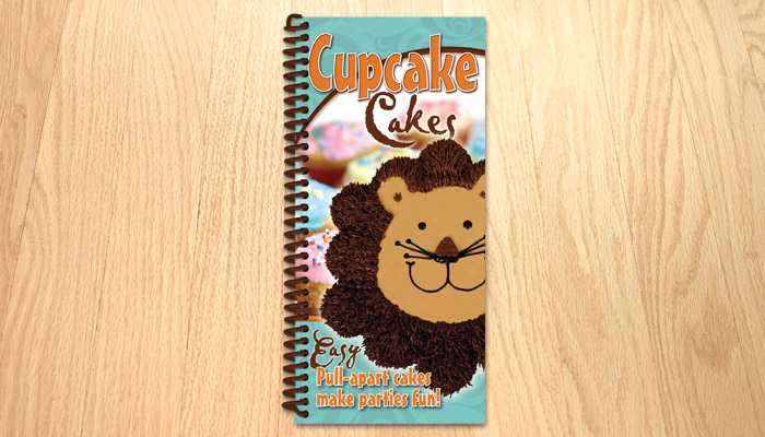 Sierra Valley Do-It-Yourself Cupcake Cakes Cookbook