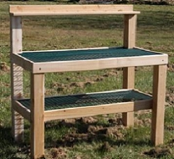 Sierra Valley Table Potting Bench