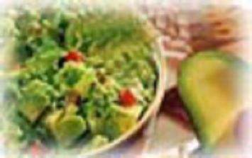 Avocado Caribbean Relish Use with Grilled Halibut Recipe---FREE RECIPE