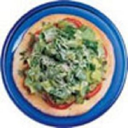 Avocado Caesar Pizza---FREE RECIPE