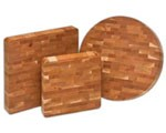 SIERRA VALLEY END GRAIN CHUNK BOARDS