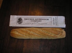 TRUCKEE SOURDOUGH TRADITIONAL SOUR LOAF FREE SHIPPING