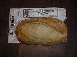 TRUCKEE SOURDOUGH SOUR BATARD FREE SHIPPING
