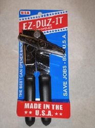 EZ-DUZ-IT CAN OPENER MODEL 89-BLACK