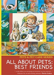 All About Pets: Best Friends -DVD FREE SHIPPING