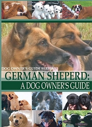 German Shepherd: A Dog Owner's Guide DVD- FREE SHIPPING