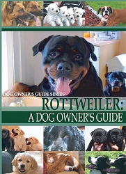 Rottweiler: A Dog Owner's Guide-DVD FREE SHIPPING