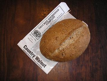 TRUCKEE SOURDOUGH COUNTRY WALNUT LOAF FREE SHIPPING