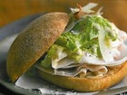 Turkey Caesar Sandwich---FREE RECIPE