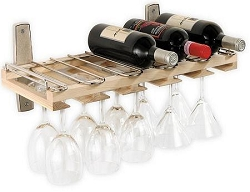Sierra Valley Wine & Stemware Rack